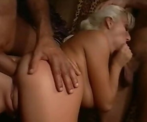 Elisabeth Swiss Threesome..